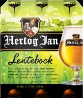 Hertog Jan Lentebock set van 6 flesjes á 0,30 liter