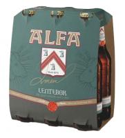 Alfa Lentebok set van 6 flesjes á 0,30 liter