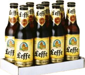 Leffe Blond set van 8 flesjes á 0,30 liter
