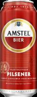 Amstel blik van 0,50 liter