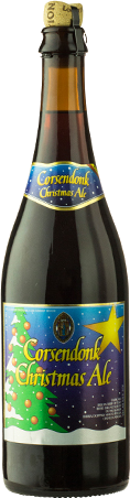 Corsendonk Christmas Ale fles van 0,75 liter
