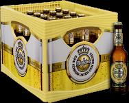 Warsteiner krat van 24 flesjes á 0,33 liter