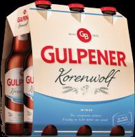 Gulpener Korenwolf set van 6 flesjes á 0,30 liter