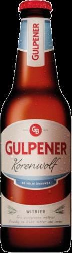 Gulpener Korenwolf fles á 0,30 liter