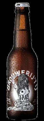 Brouwerij 't IJ IPA fles van 0,33 liter