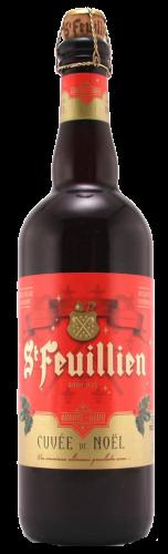 St. Feuillien Cuvée de Noël fles van 75 cl