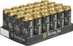 Hertog Jan tray met 24 blikjes á 0,50 liter