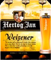 Hertog Jan Weizener set van 6 flesjes á 0,30 liter
