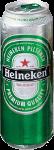 Heineken blik van 0,50 liter