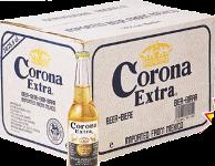 Corona krat van 24 flesjes á 0,33 liter