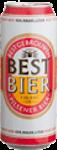 Best Bier blik van 0,50 liter