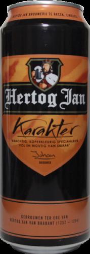Hertog Jan Karakter blik van 0,50 liter