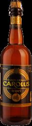 Gouden Carolus Tripel fles van 75 cl