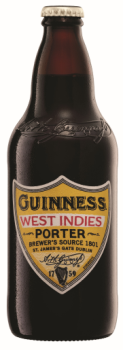 Guinness West Indies Porter fles 50cl