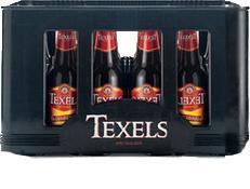 Texels Skuumkuppe krat van 24 flesjes met 0,33 liter