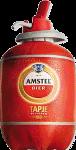 Amstel tapje van 4 liter