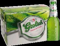 Grolsch doos van 24 flesjes á 0,25 liter