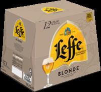 Leffe Blond doos van 12 flesjes 0,25 liter