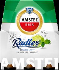 Amstel Radler Limoen Munt 6 flesjes