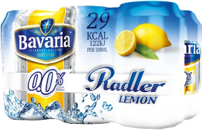 Bavaria Lemon Radler 0.0