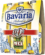 Bavaria 0.0% Mexican 3 x 33cl