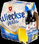 Wieckse Witte set van 6 flesjes á 0,30 liter