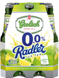 Grolsch Radler 0.0% Radler Ice Tea