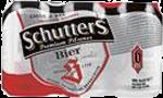Schutters set van 6 blikjes á 0,33 liter