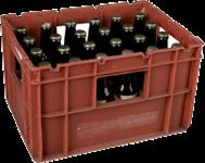 Holger krat van 24 flesjes á 0,30 liter