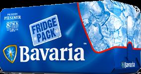 Bavaria set van 8 blikjes á 0,33 liter