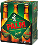 Palm set van 6 flesjes á 0,25 liter