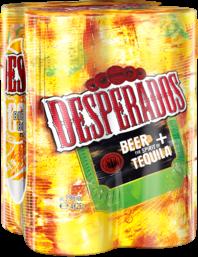 Desperados blikjes