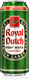 Royal Dutch Post Horn 8.5%