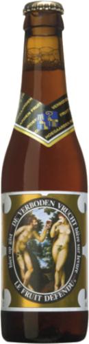 Hoegaarden Verboden Vrucht fles van 0,33 liter