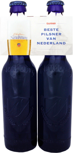 Gulpener Chateau Neubourg set van 2 flesjes van 0,33 liter
