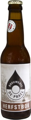 De Prael Herfstbok fles á 0,33 liter