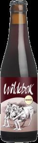 Wildebok fles á 0,33 liter