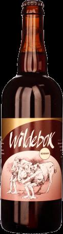 Wildebok fles van 75cl