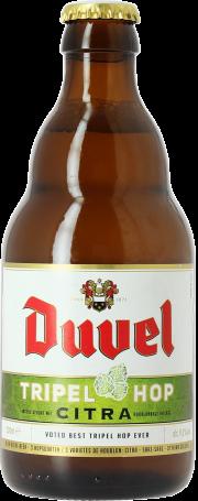 Duvel Tripel Hop Citra fles van 0,33 liter