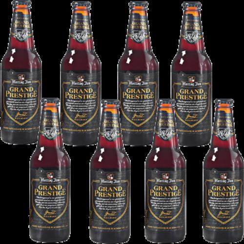 Hertog Jan Grand Prestige set van 8 flesjes á 0,30 liter