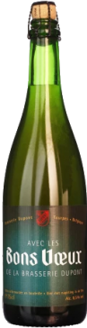 Avec Les Bons Voeux van Dupont fles van 0,75 liter