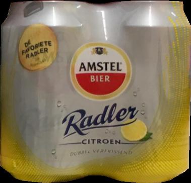 Amstel Radler Set van 4 blikken á 0,355 liter