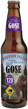 Anderson Valley Holy Gose fles á 0,355 liter