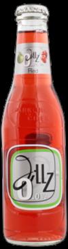 Jillz Raspberry 0.0% flesje á 0,23 liter