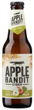 Apple Bandit Juicy Pear fles á 0,30 liter