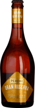 Peroni Gran Riserva Puro Malto fles á 0,50 liter