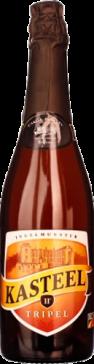 Kasteel triple fles á 0,75 liter