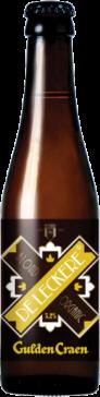 Leckere Gulden Craen fles van 25cl