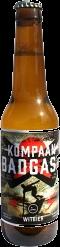 Kompaan Badgast fles a 0,33 liter