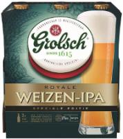 Grolsch Weizen-IPA  set van 3 flesjes á 0,30 liter